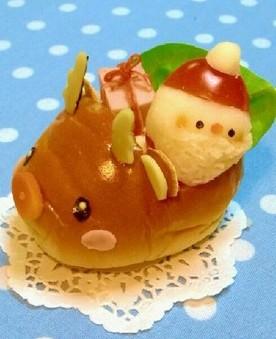 お家クリスマスディナー・子ども