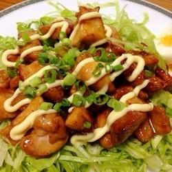 お花見のお弁当レシピ大人7