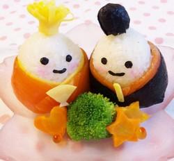 ひな祭り・お花見の手まり寿司