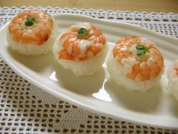 手まり寿司の簡単レシピ10