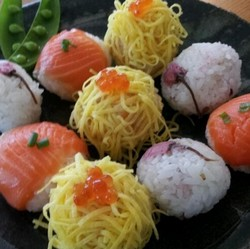 ひな祭り・お花見の手まり寿司4