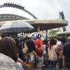 ユニバーサルスタジオ(USJ)で雨~【持ち物・傘・ポンチョ】