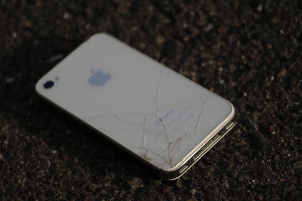 iphone6ケースと保護カバー割れない